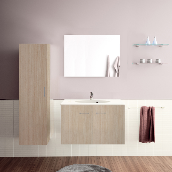 armoire salle de bain allibert. Black Bedroom Furniture Sets. Home Design Ideas
