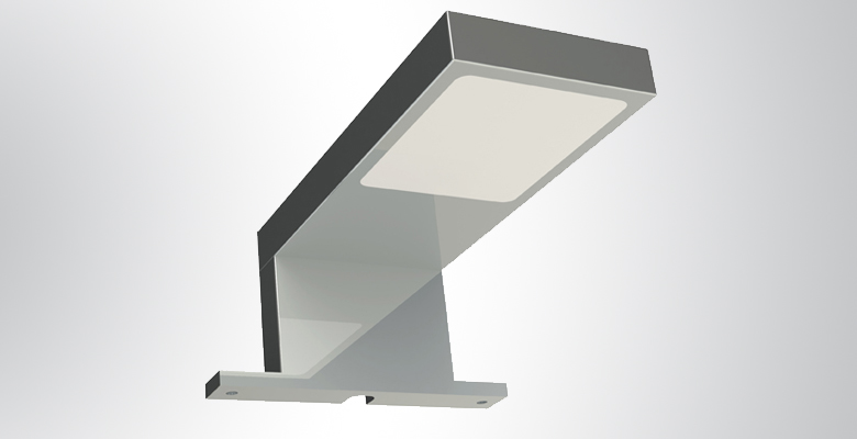 Eclairage led toreno allibert belgique for Eclairage sdb led